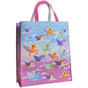 Reusable Unicorn Shopping Bags