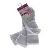 Turn Over Top Ankle Socks