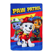 Boys Paw Patrol Fleece Blanket