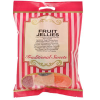 Fruit Jellies Traditional Sweets 150g Bag
