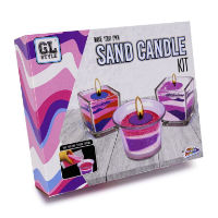 Make Your Own Sand Candle Kit