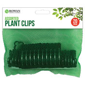 Assorted Plant Clips 20 Pack