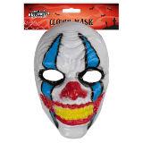 Halloween Horror Clown Mask