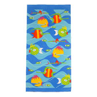 Sea Life Beach Towels