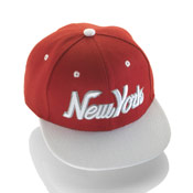 New York Snapback Baseball Caps Red