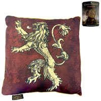 Official Game Of Thrones Cushion Lannister