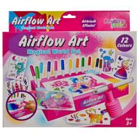 Magical World Air Flow Pens Play Set