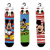Official Mickey Mouse Assorted Socks