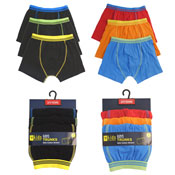 Boys Trunks With Cotton Stretch 2+ Years