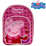 Official Peppa Pig Hooray Junior Pocket Backpack