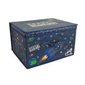 Blast Off Space Design Jumbo Storage Chest