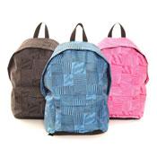 Pattern Rucksack Bag