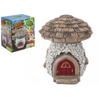 Secret Fairy Garden Mushroom Mansion