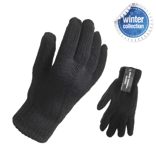 Mens Thermal Gloves with Lining