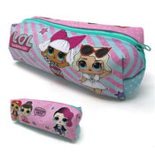 Official LOL Surprise Glitter Rectangular Pencil Case