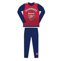 Older Boys Arsenal Football Pyjama Set