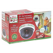 Christmas Elf Surveillance Dummy Security Camera