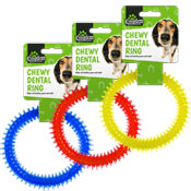 Pet Dental Chewy Ring Toy