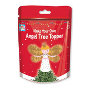 Make Your Own Angel Tree Topper