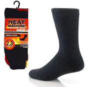 Mens Heat Machine Thermal Socks