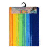 Microfibre Simple Beach Towel
