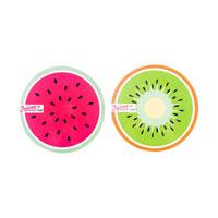 Watermelon Design Coasters 4 Pack