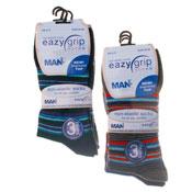 Eazy Grip Basic Stripe Socks