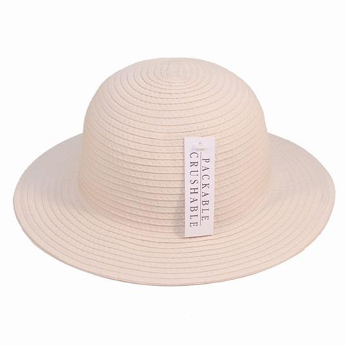 Ladies Floppy Crushable Sun Hat