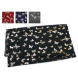 Pashmina Scarf With Butterfly Print
