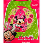 Disney Minnie Mouse Inflatable Beach Ball