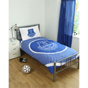 Everton FC Duvet Set Bullseye Reversible