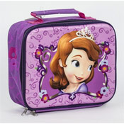 Disney Sofia the First 3D Lunch Bag