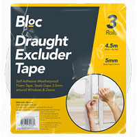 Draught Excluder Tape