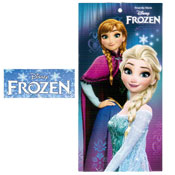 Disney Frozen Fast Dry Beach Towel