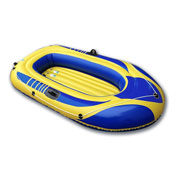 Inflatable Sun Sport Boat With Repair Kit