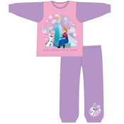 Girls Toddler Frozen Snuggle Fit Pjs