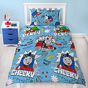 Official Thomas Tank Engine Sketchbook Duvet Set