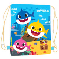 Official Pull String Bag Baby Shark