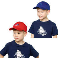 Boys Baseball Cap With Embroidery