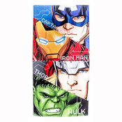 Avengers Tech Beach Towel
