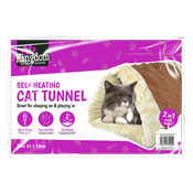 Self Heat Cat Tunnel & Mat
