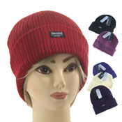 Ladies Thermal Hats with Comfort Lining