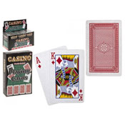 High Quality Plastic Coated Playing Cards