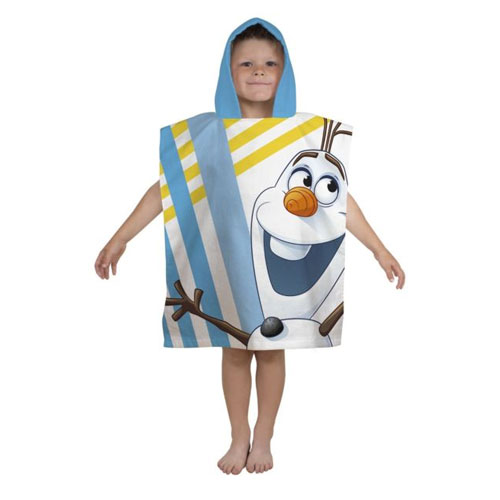 Disney Frozen Chilling Hooded Poncho