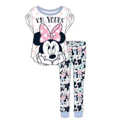 Ladies Minnie Mouse Im Yours Pyjama Set