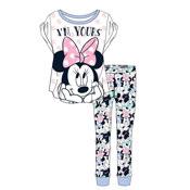 Ladies Minnie Mouse Im Yours Pyjama Set