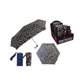 Windproof Super Mini Umbrella with Display Box