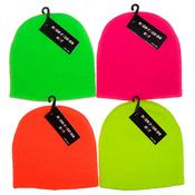 Kids Neon Fashion Hat