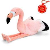 18cm Flamingo Soft Toy