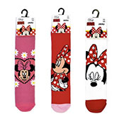 Official Minnie Mouse Assorted Socks